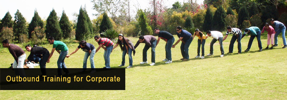 Outbound Training for Corporate
