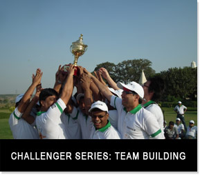 Challenger Series - Team Building Event