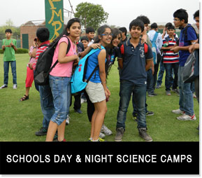 Schools Day and Night