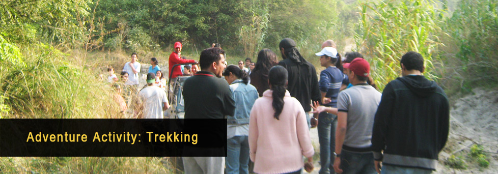 Adventure Activity - Trekking